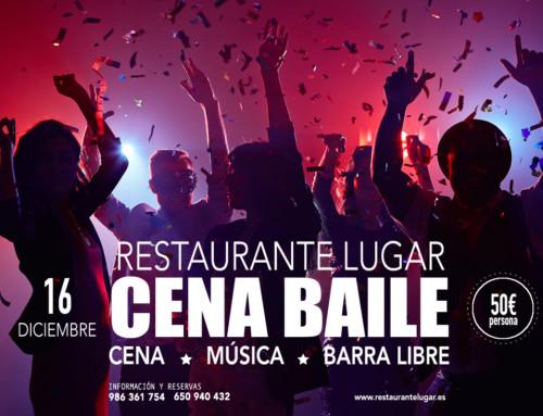 Cena baile 16 diciembre