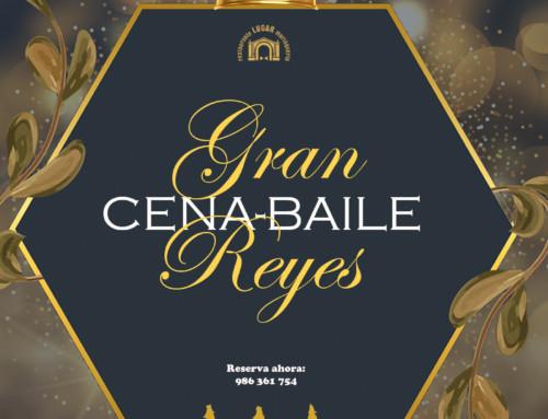 GRAN CENA-BAILE REYES 2019